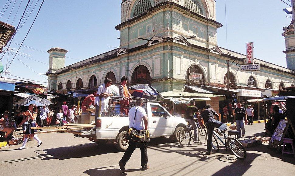 Mercado de Granada
