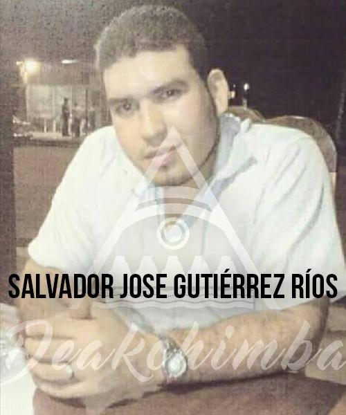 Salvador José Gutiérrez Ríos agrede a mujer